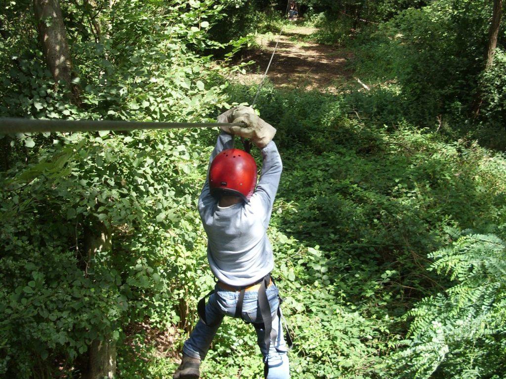 Erlebnispädagogik Neuwied - Klettern